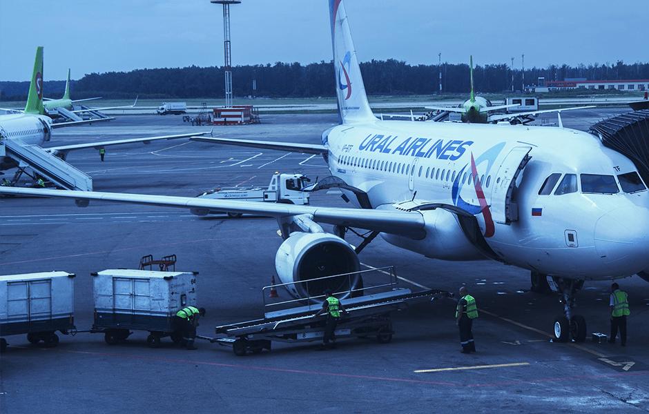 บริการขนส่งทางเครื่องบินจากจีน