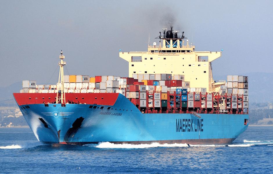 บริการขนส่งทางเรือจากจีน