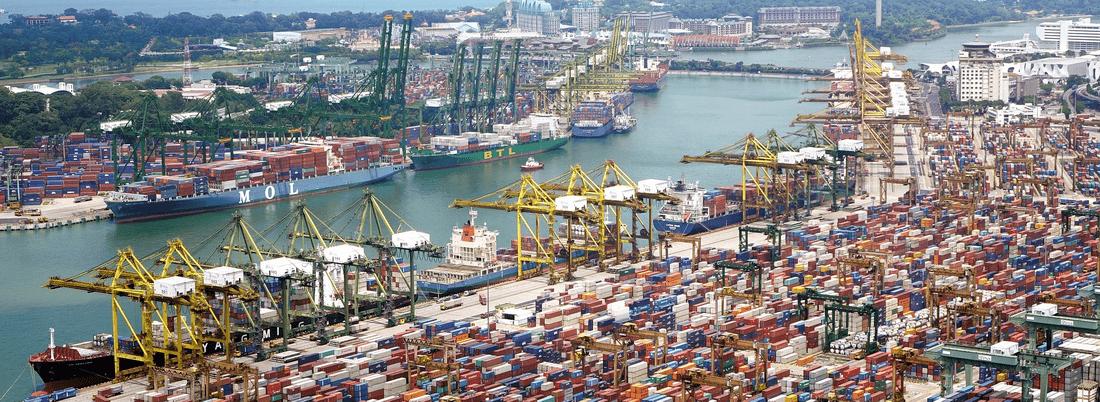 การคิดค่าขนส่งทางเรือคอนเทนเนอร์